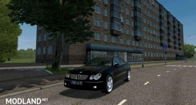 Mercedes Benz CLK55 AMG [1.5.9], 1 photo